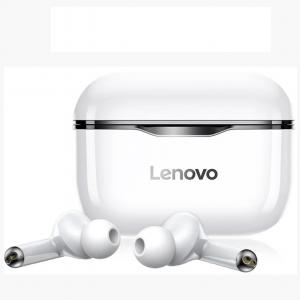 Беспроводные Bluetooth наушники Lenovo LivePods LP1 | IPX4 | Черный