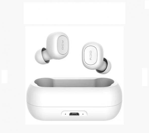 Xiaomi QCY T1С ( QS1 ) TWS Bluetooth White
