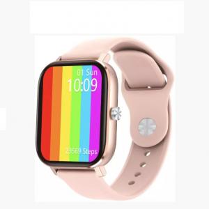 Смарт часы NO.1 DT36 (P8 Pro MAX) с пульсоксиметром и тонометром Pink